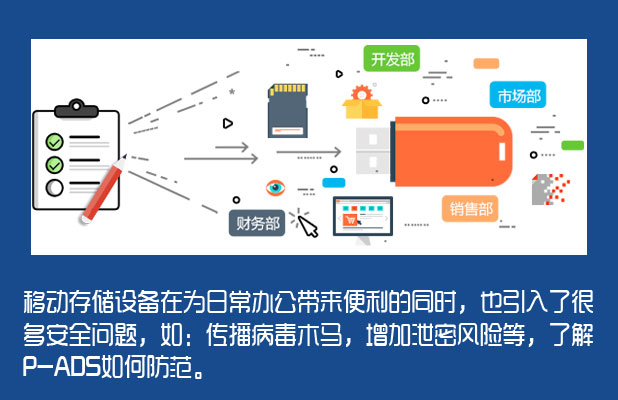 P-ADS移動存儲(chu)安全